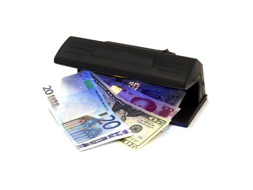 counterfeit detector euro